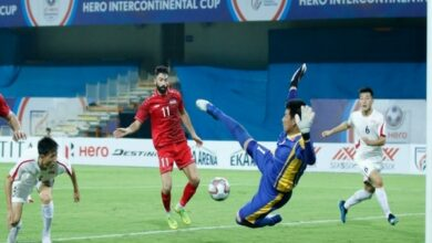 Photo of Intercontinental Cup: Syria defeat DPR Korea 5-2