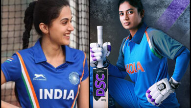 Photo of Taapsee urges media to recommend her name to makers of Mithali