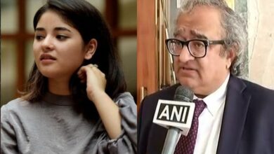 Photo of 'What next Zaira? A burka or a niqab?': Tarek Fatah after 'Dangal' girl quits Bollywood