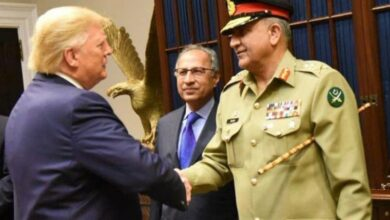Photo of Trump meets Pak Army Chief Bajwa