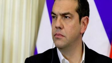 Photo of Greek PM's ruling party concedes defeat in parliamentary polls