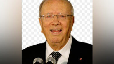 Photo of Tunisian President Essebsi makes first public appearance after being discharged from hospital