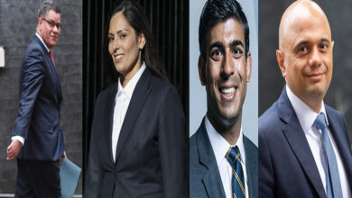 Photo of UK cabinet: 3 persons of Indian origin, 1 of Pakistan appointed