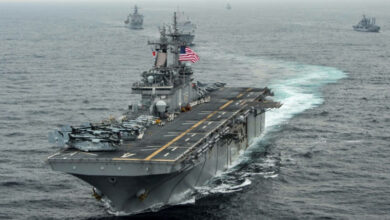 Photo of Gulf tensions rise as US downs Iranian drone