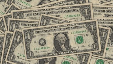 Photo of US dollar rises as risk appetite grows