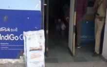 Vadodara: Air guns, pellets found in cargo at airport