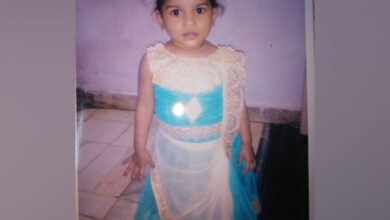 Photo of Five-year-old girl kidnapped in Hyderabad