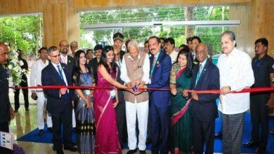 Photo of Governor of Karnataka Vajubhai Vala inaugurates multi-specialty Aster RV Hospital in Bengaluru