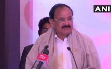 Repeal of Art 370 not communal, was need of the hour: VP Naidu