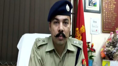 Photo of Criminal held after exchange of fire with police in Amroha