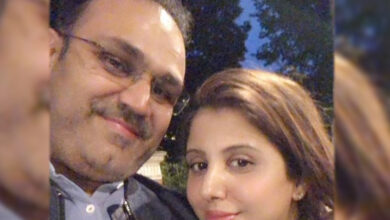 Photo of Virender Sehwag's wife files complaint against business partners