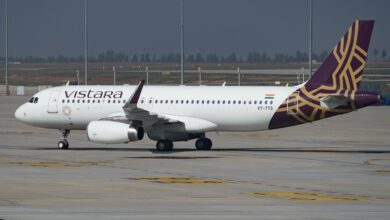 Photo of Vistara goes international from August 6 with flights to Singapore