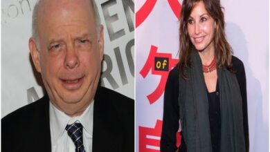Photo of Gina Gershon, Wallace Shawn say working with Woody Allen is 'dream come true'