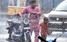 Heavy rains from Tomorrow