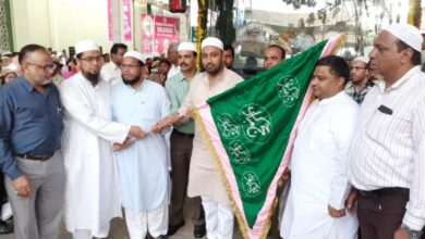 Photo of Hyderabad: First contingent of 423 pilgrims leave for Madina