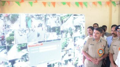 Photo of Prashanth Nagar Colony gets CCTV surveillance