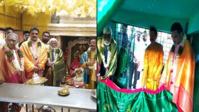 Photo of Bonalu fete started, Dargah gets spruced up