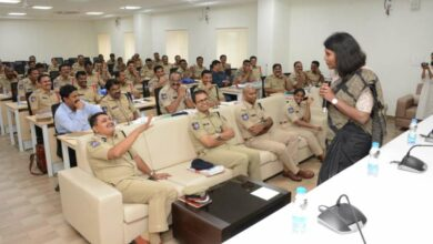 Photo of Awareness session on mental health held for TS police