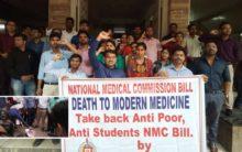 Junior doctors boycott duties over NMC bill passed by Lok Sabha
