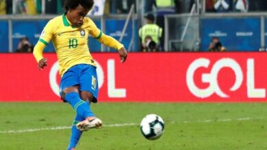 Photo of Willian ruled out of Copa America final due to injury