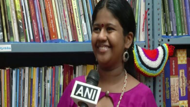 Photo of Kerala: 12-year-old operates free library in Kochi