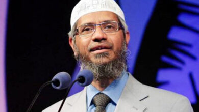 Photo of No Red Corner Notice to Zakir Naik by Interpol for 3rd time