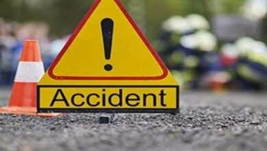 Photo of Telangana: Three dead in Kothagudem after car rams into lorry