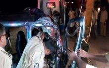 4 dead in road accident in Chittoor