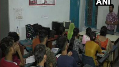 Photo of Govt institute imparting free computer education at J-K's Udhampur