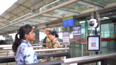 Photo of Hyderabad airport launches Face Recognition system