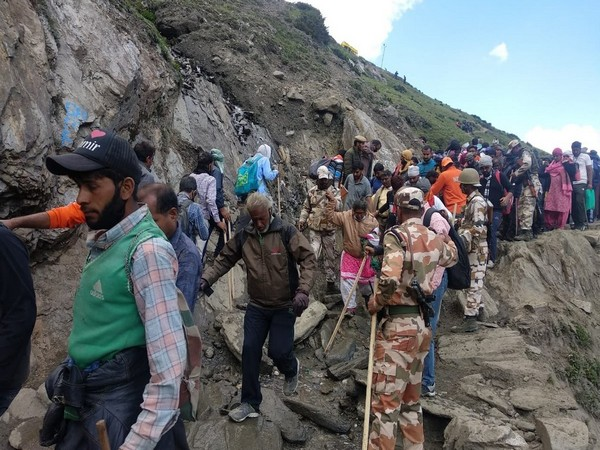 Over 1.73 lakh perform Amarnath Yatra in 13 days