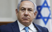 Netanyahu visits Ukraine ahead of September poll
