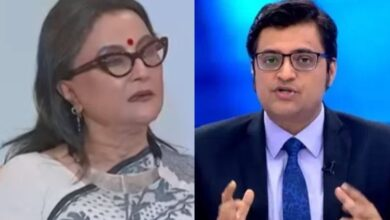 Photo of Aparna Sen shares hilarious tweet after Arnab shouts at her