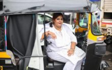 "This ""Dabbang"" lady auto driver's touching story takes internet by storm"