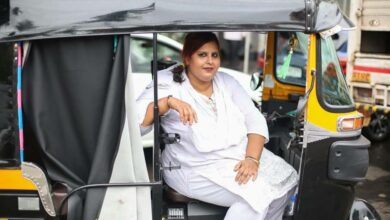 """Photo of This """"Dabbang"""" lady auto driver's touching story takes internet by storm"""