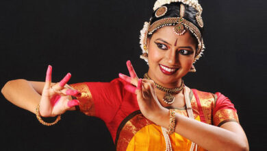 Photo of Bharatanatyam dancer urges adult women to take up dance again