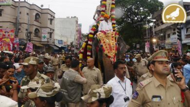 Photo of Bonalu procession in old city | Hyderabad