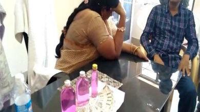 Photo of Panchayat Raj officer caught while taking bribe in Srikakulam