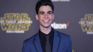 Photo of Cameron Boyce's father opens up about his death, says he 'can't wake up' from 'this nightmare'