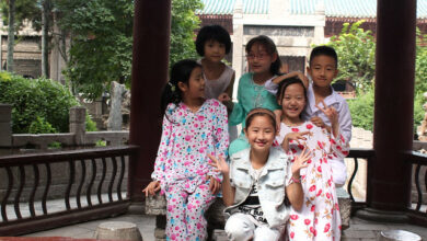 Photo of China separating Muslim children from their families: BBC report