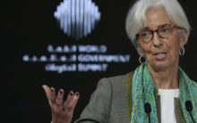 Christine Lagarde steps down as IMF's Managing Director
