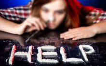 Teen seeks help to beat drug addiction