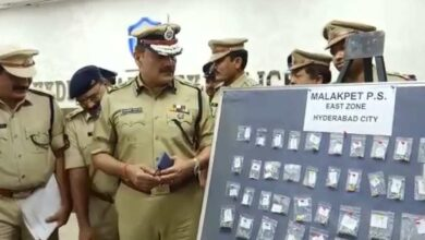 Photo of Hyd police arrest woman accused of robbing minor girls jewellery