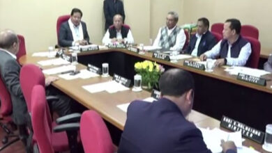 Photo of Meghalaya becomes first state to have water policy