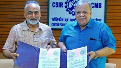 Photo of CCMB, CDFD sign MoU to address genetic diseases
