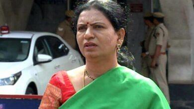 "Photo of Aruna dubs CM's statement as ""shameless"""
