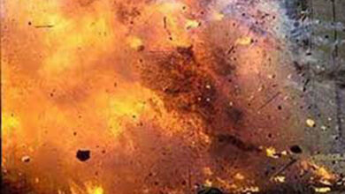 Photo of Six killed in blast at cracker factory in UP