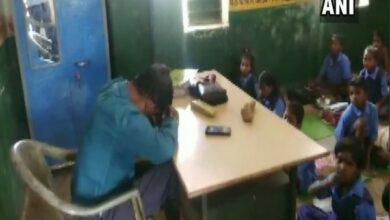 Photo of Chhattisgarh: Teacher suspended after being found drunk in class