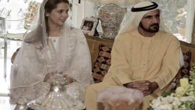 Photo of Princess Haya escapes to UK; seeks annulment of marriage