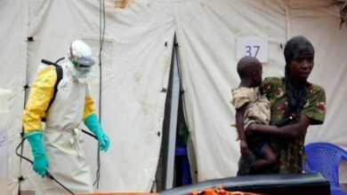 Photo of Ebola case confirmed in Congolese city of Goma